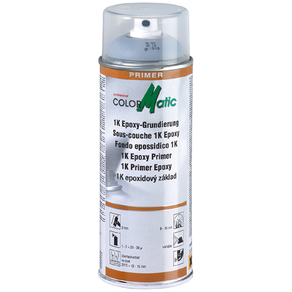 N/A Epoxy spray primer 400ml på efarvehandel.dk