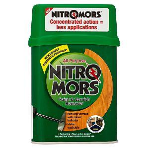 N/A – Nitromors 750 ml fra efarvehandel.dk