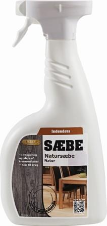Trip trap Trip trap natursæbe spray 750 ml natur på efarvehandel.dk