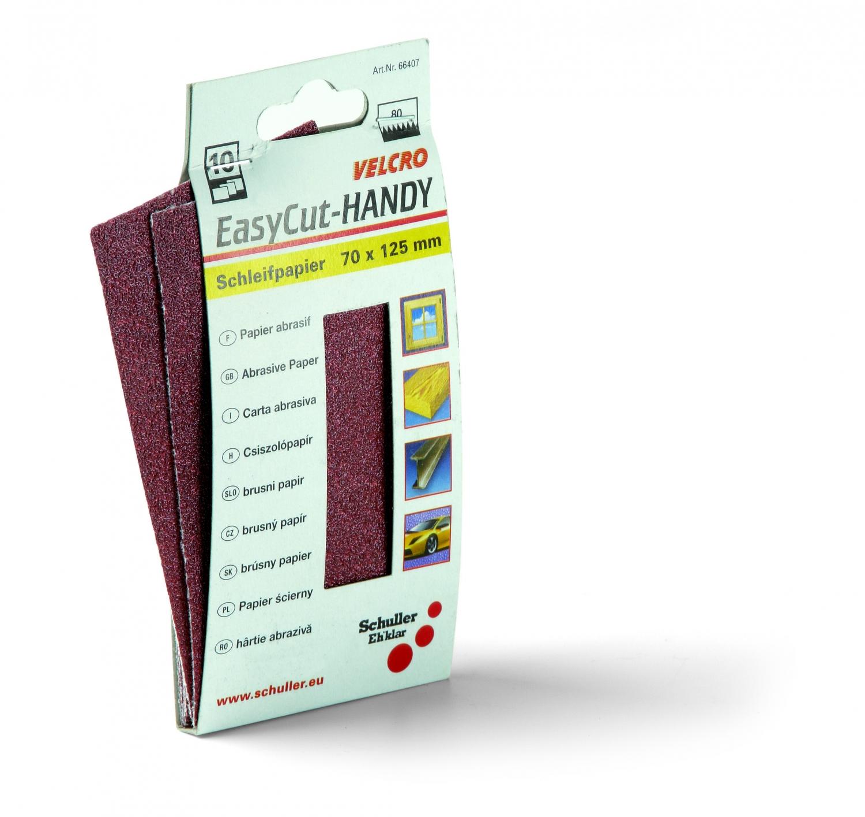 Schuller Easycut handy sandpapir p120-180 180 på efarvehandel.dk