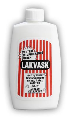 Lakvask polish 250 ml sterling fra Sterling på efarvehandel.dk