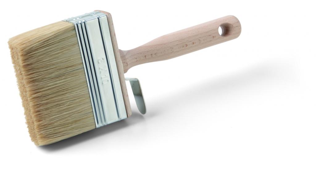 Schuller – Bred pensel halvanstryger 70-120mm 70mm fra efarvehandel.dk