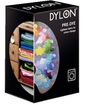 Dylon affarver t/vaskemaskine 600g fra Dylon fra efarvehandel.dk