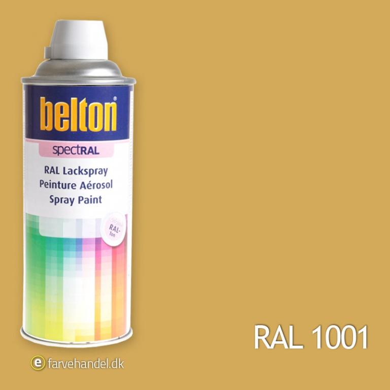 Belton 324 beige ral1001 fra Belton fra efarvehandel.dk