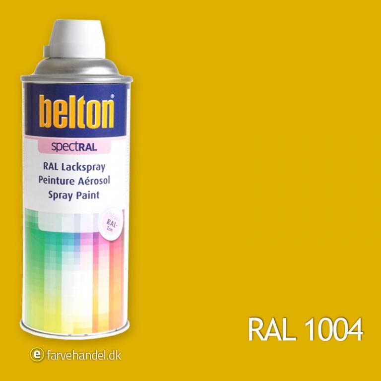 Belton – Belton 324 guldgul ral 1004 på efarvehandel.dk