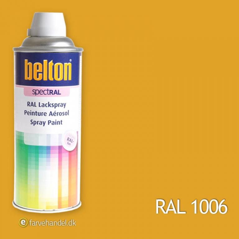 Belton – Belton 324 majsgul ral 1006 fra efarvehandel.dk