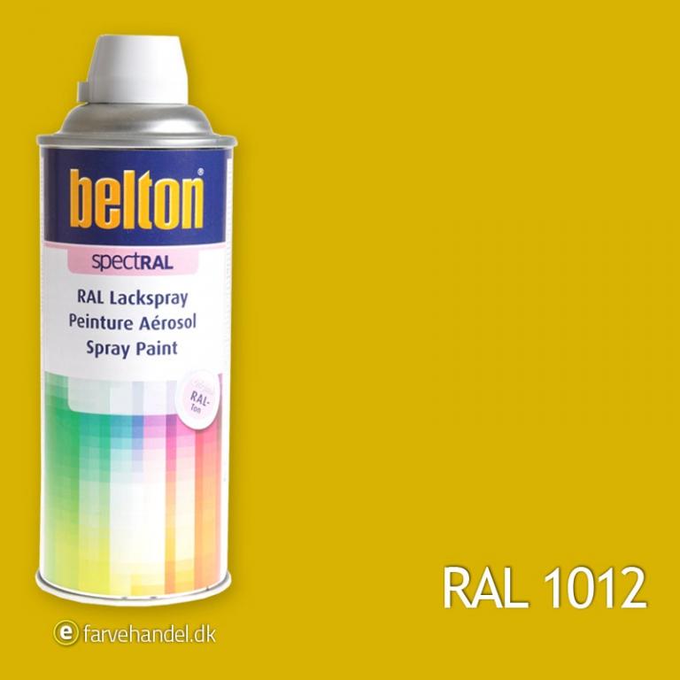 Belton 324 citrongulral 1012 fra Belton på efarvehandel.dk