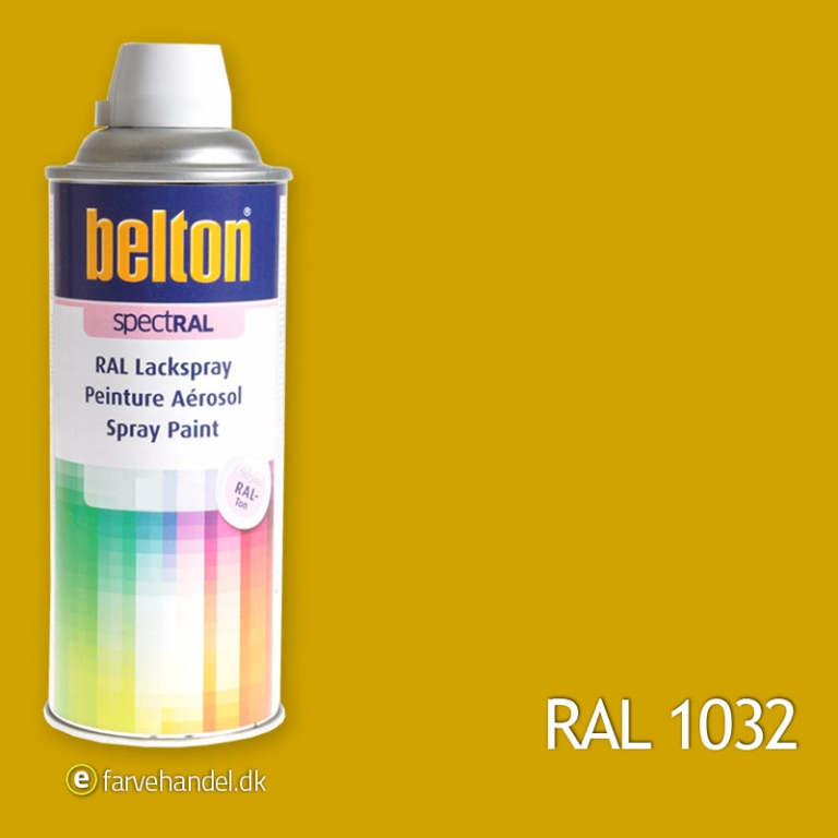 Belton – Belton 324 gyvelgul ral 1032 på efarvehandel.dk