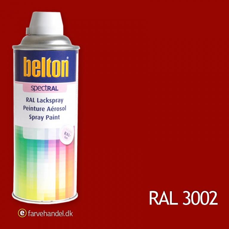 Belton Belton 324 karminrødral 3002 på efarvehandel.dk