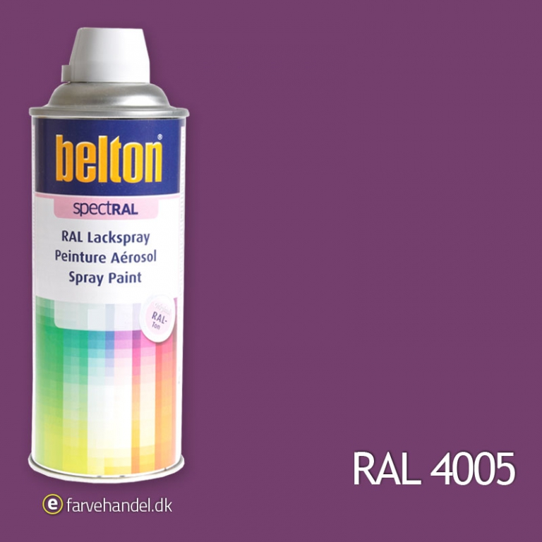 Belton 324 blålilla ral 4005 fra Belton på efarvehandel.dk