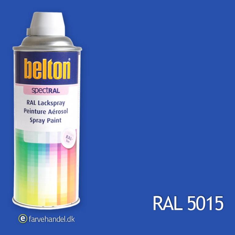 Belton – Belton 324 himmelblåral 5015 fra efarvehandel.dk