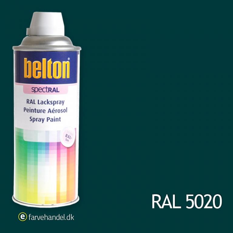 Belton – Belton 324 havblå ral 5020 på efarvehandel.dk