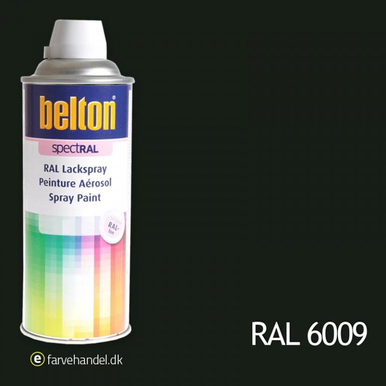 Belton 324 grangrøn ral 6009 fra Belton fra efarvehandel.dk