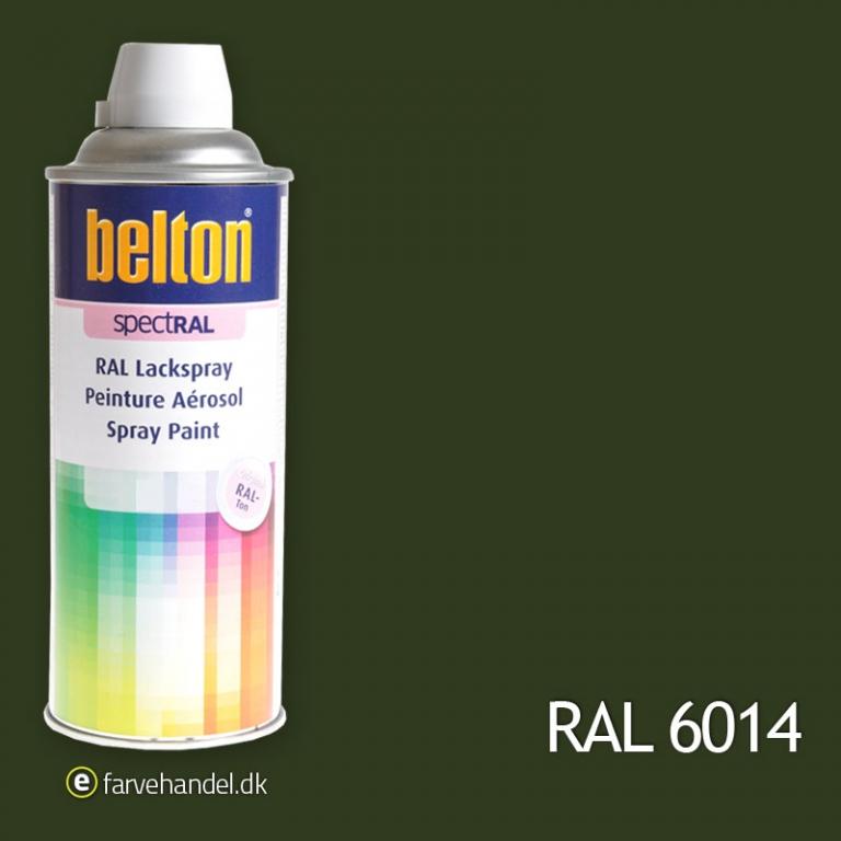 Belton 324 gulolivenral 6014 fra Belton fra efarvehandel.dk