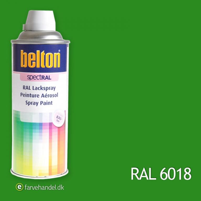 Belton – Belton 324 gulgrøn ral 6018 på efarvehandel.dk