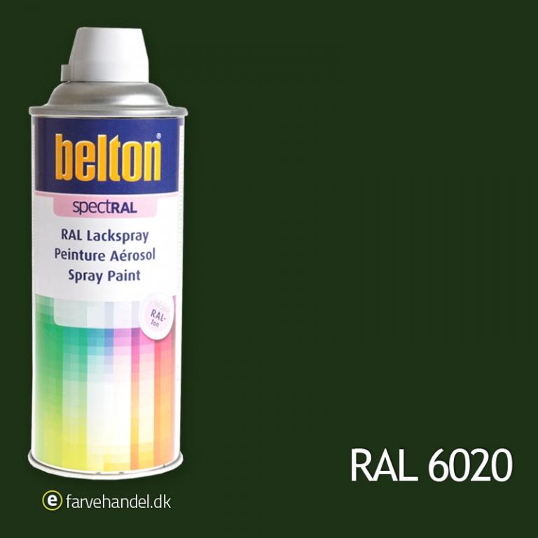N/A Belton 324 chromoxgrøral 6020 fra efarvehandel.dk