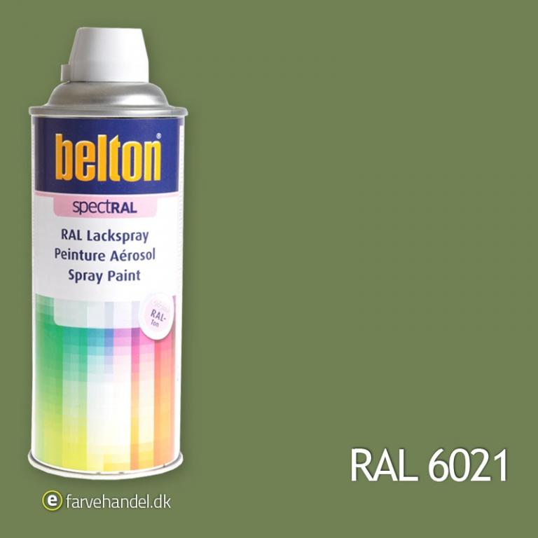 Belton – Belton 324 bleggrøn ral 6021 fra efarvehandel.dk