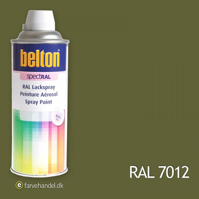 Belton Belton 324 basaltgrå ral7012 på efarvehandel.dk