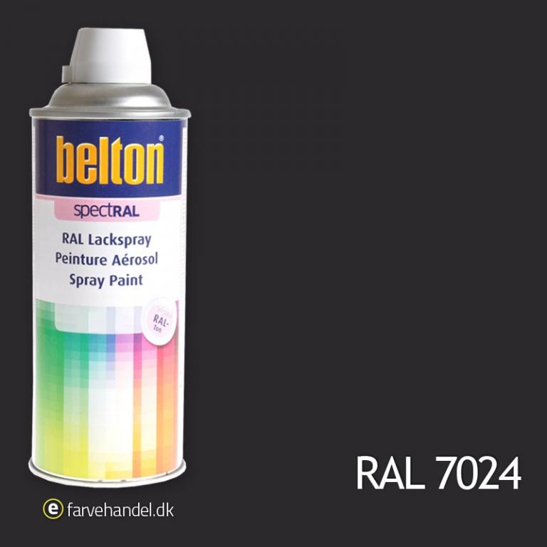 Belton 324 grafitgråral 7024 fra Belton fra efarvehandel.dk