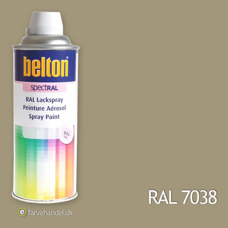 Belton Belton 324 agatgrå ral7038 fra efarvehandel.dk