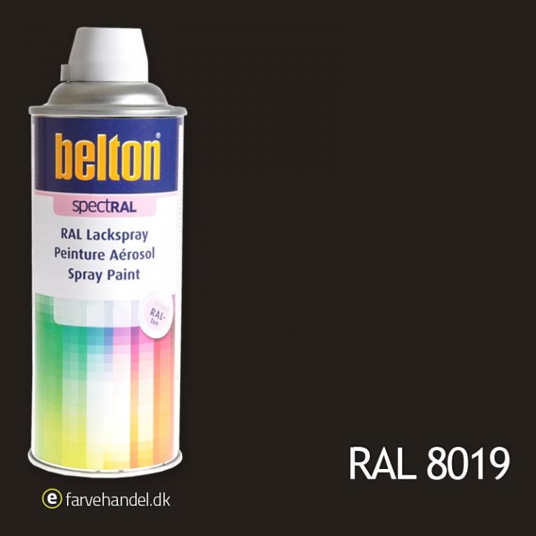 Belton – Belton 324 gråbrun ral8019 fra efarvehandel.dk