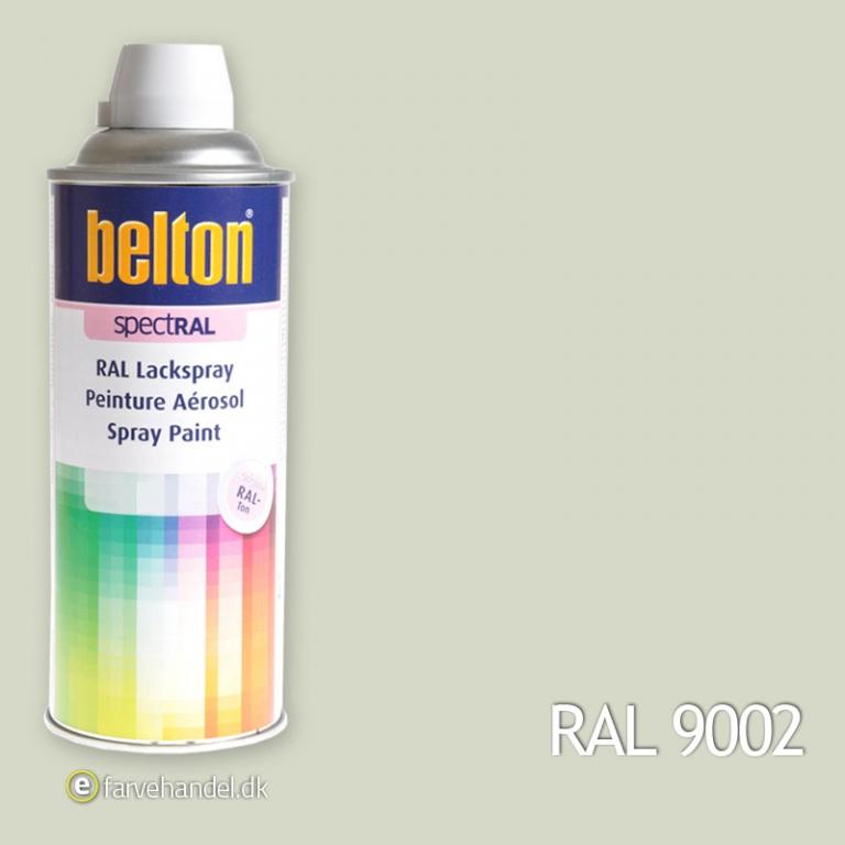 Belton 324 gråhvid ral9002 fra Belton fra efarvehandel.dk