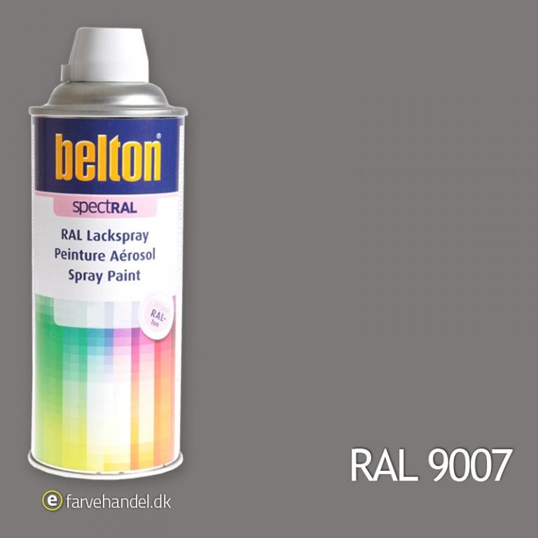 Belton – Belton 324 grå alum. ral9007 fra efarvehandel.dk