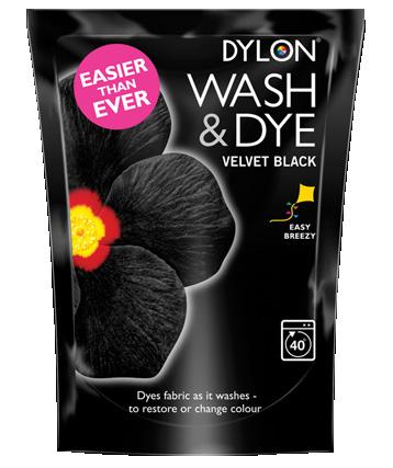 Dylon – Dylon wash & dye, sort fra efarvehandel.dk
