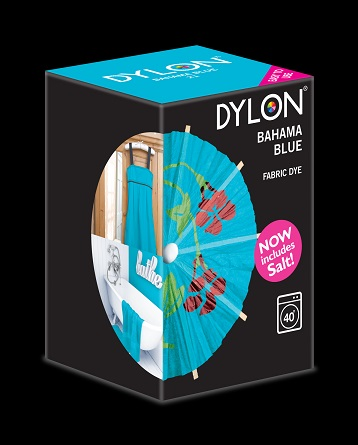 Dylon Dylon maskinfarve (bahama blue) all-in-1 fra efarvehandel.dk