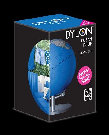 Dylon Dylon maskinfarve (ocean blue) all-in-1 fra efarvehandel.dk