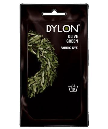 Dylon Dylon håndfarve olive green 34 på efarvehandel.dk