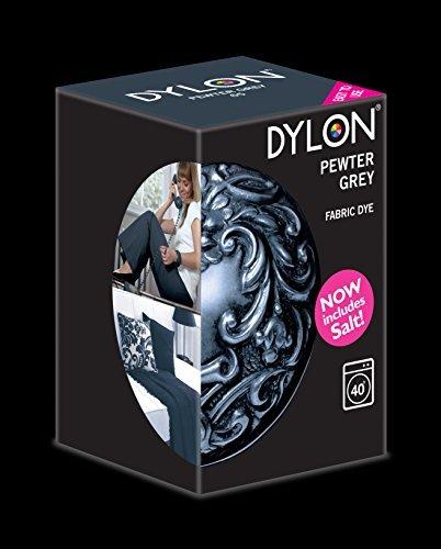 Dylon Dylon maskinfarve (pewter grey) all-in-1 fra efarvehandel.dk