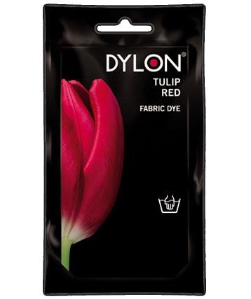 Dylon håndfarve tulip red 36 fra Dylon fra efarvehandel.dk