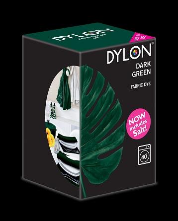 Dylon Dylon maskinfarve (dark green) all-in-1 fra efarvehandel.dk