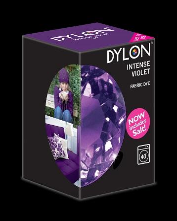 Dylon Dylon maskinfarve (intense violet) all-in-1 på efarvehandel.dk