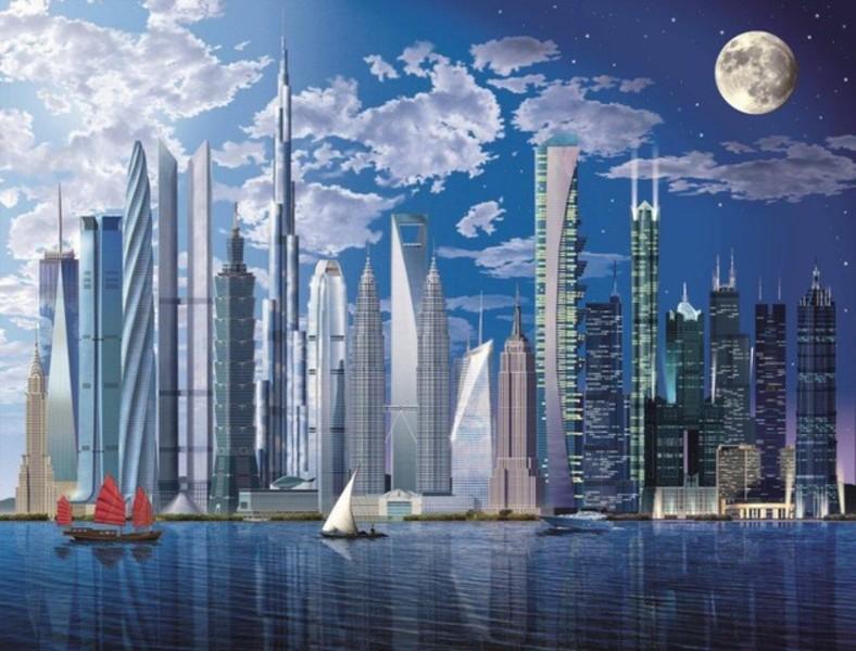 Wizard+genius Wizard genius f120 tallest buildings på efarvehandel.dk