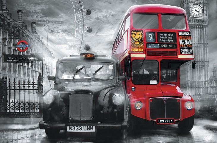 Giant art f698 taxi & bus fra Giant art fra efarvehandel.dk