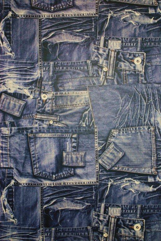 Dahls tapet – 20300 blue jeans fra efarvehandel.dk