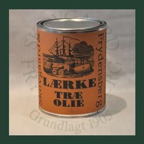 Skovgaard & frydensberg Lærketræolie 1 liter pine fra efarvehandel.dk