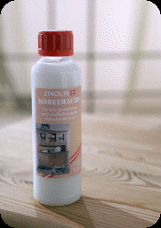 Zinolin – Møbel voks 250 ml på efarvehandel.dk