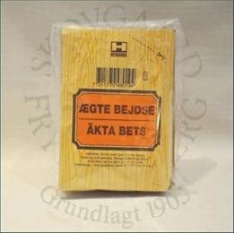 Herdins Bejdse 75 (lys valnød) fra efarvehandel.dk