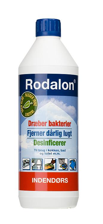 Borup-kemi – Rodalon indendørs rød på efarvehandel.dk