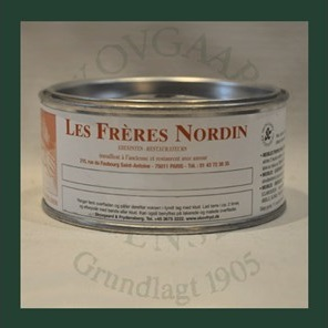 Skovgaard & frydensberg Voks - rødbrun (fruitier) 500ml fra efarvehandel.dk