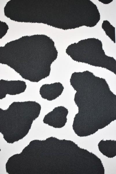 Black & white cow - tapet fra Dahls tapet på efarvehandel.dk