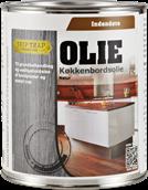 Trip trap – Trip trap køkkenbordsolie 3/4 l natur på efarvehandel.dk