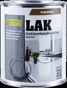 Trip trap Trip trap køkkenbordsolielak sort 3/4 l mat på efarvehandel.dk