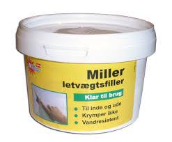 N/A – Letvægtsfiller 950 ml fra efarvehandel.dk