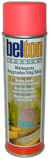 N/A Belton 323 markering neonblå på efarvehandel.dk