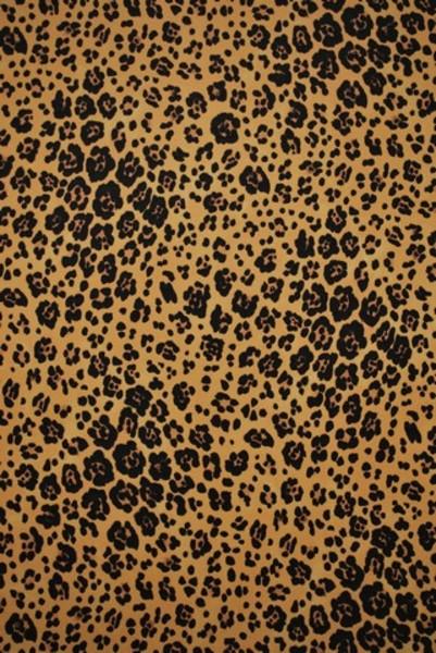 Dahls tapet – Yellow cheetah - tapet på efarvehandel.dk