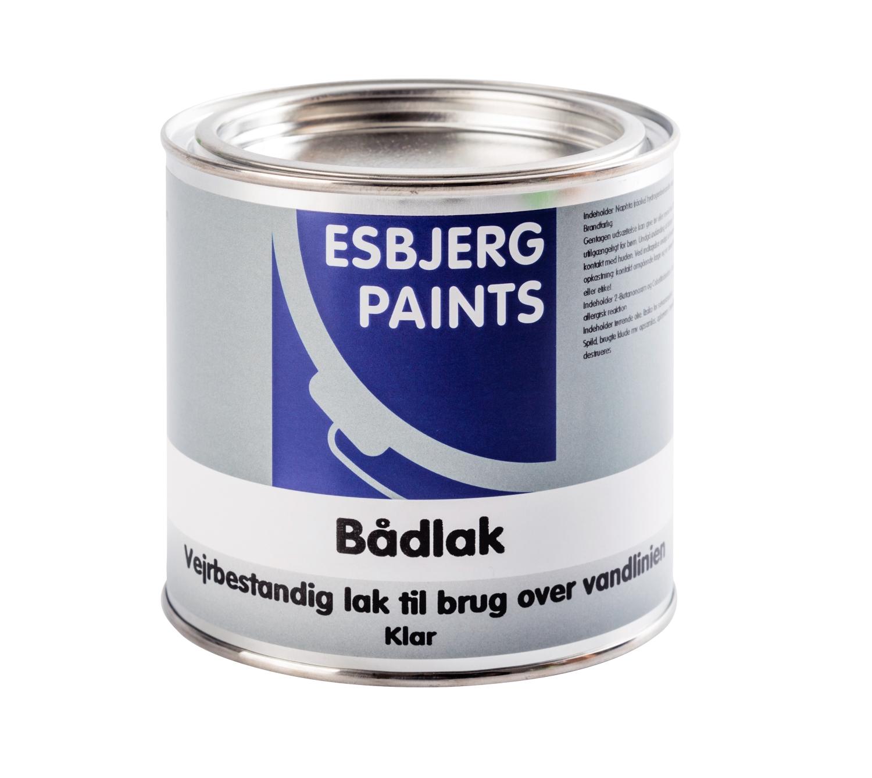 Image of   Esbjerg Bådlak 3/4 L